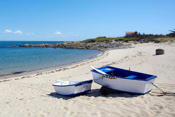 Excursion en bateau à l'ile d'yeu